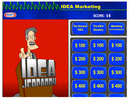 Kraft IDEA Online